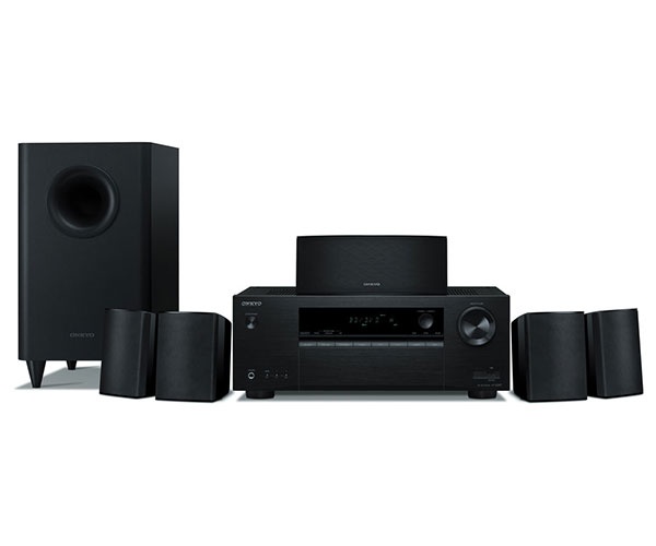 Onkyo OHTS3900 5.1-Channel Home Theater System