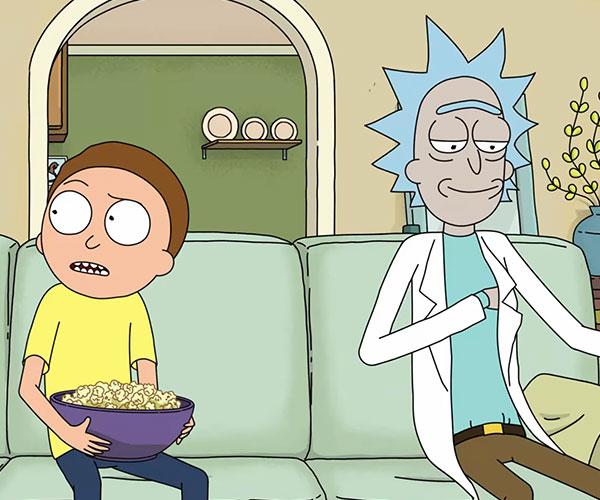Rick and Morty Season 5 (Trailer)