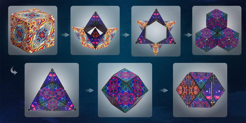 Shashibo Cubes