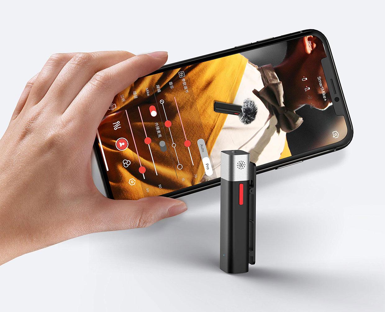 SmartMike+ True Wireless Microphone