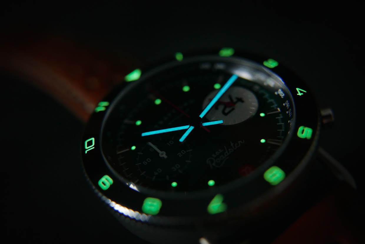 S.O.E. Roadster Watches
