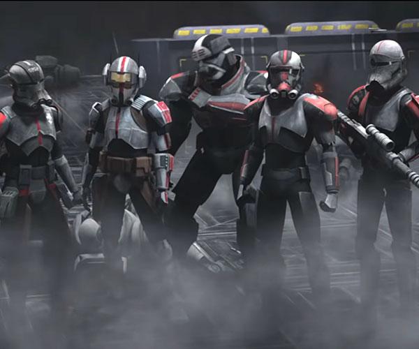 Star Wars: The Bad Batch (Trailer)