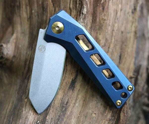 StatGear Slinger Flipper Knife