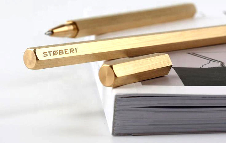 Calder Brass Pen