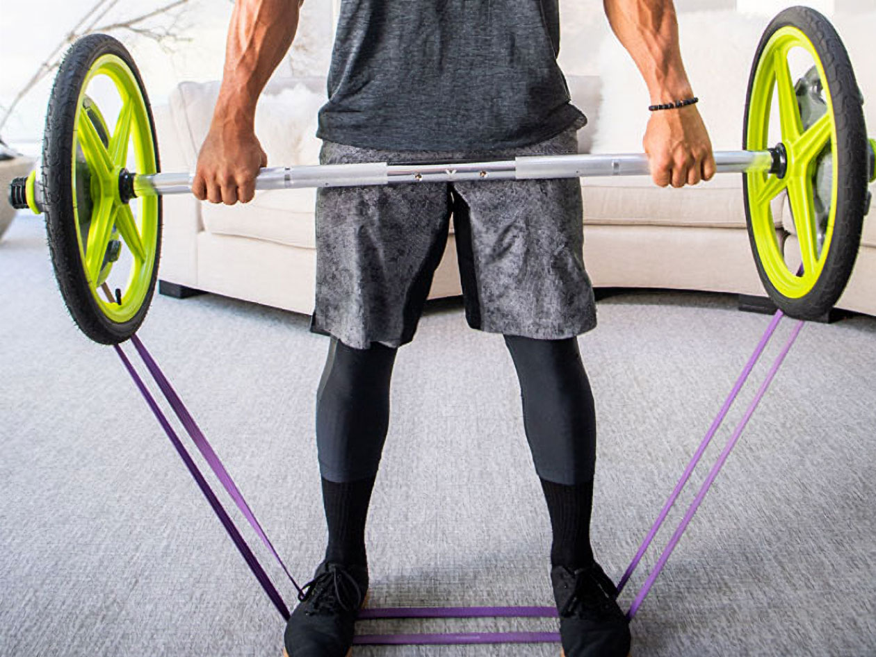The Axle Workout System Bundle