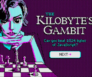 The Kilobyte's Gambit