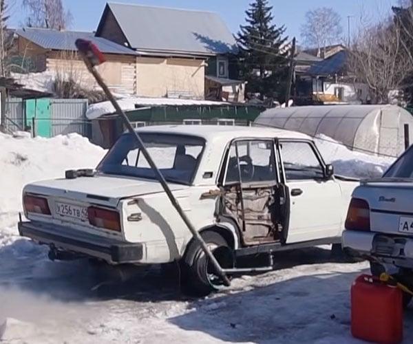 The Lada Catapult