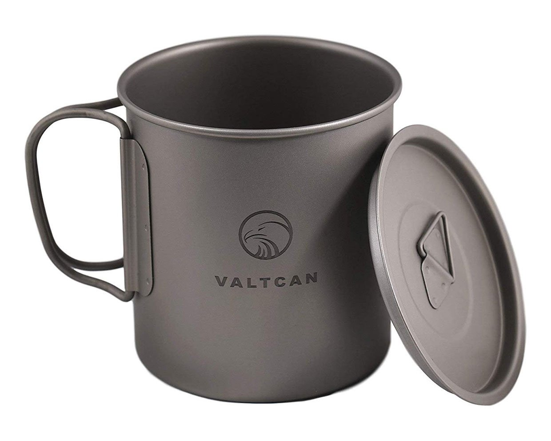 Valtcan Titanium Camping Cup