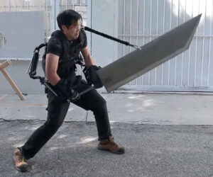 How to Wield a Giant Anime Sword