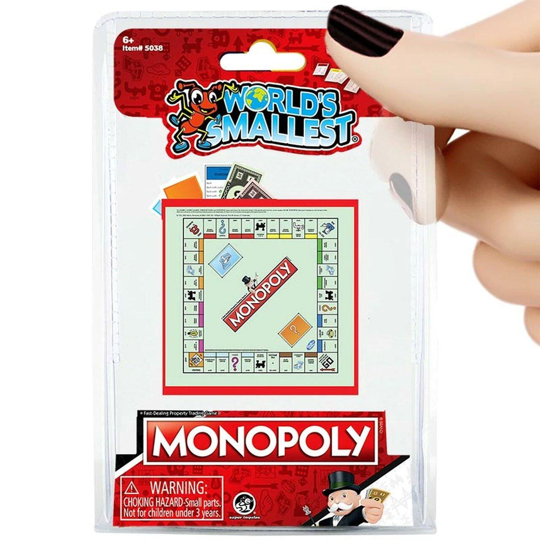 World's Smallest Board Games