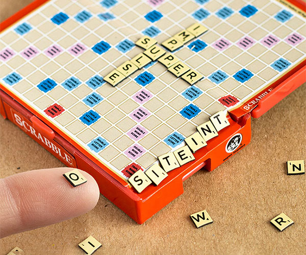 World's Smallest Board Games