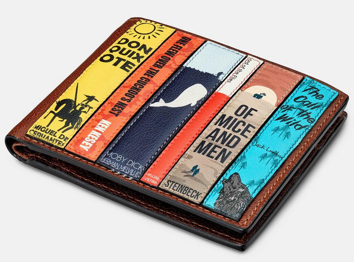 Yoshi Bookworm Wallets