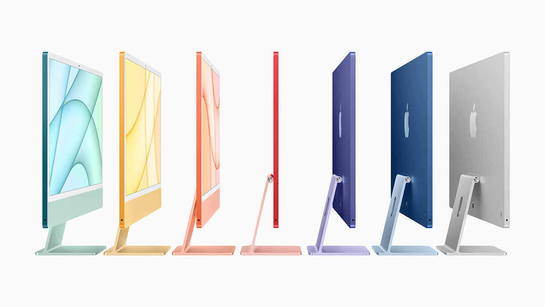 2021 Apple 24″ iMac