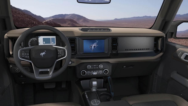 Win a 2021 Ford Bronco Wildtrak