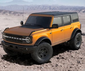 Win a 2021 Ford Bronco Wildtrak