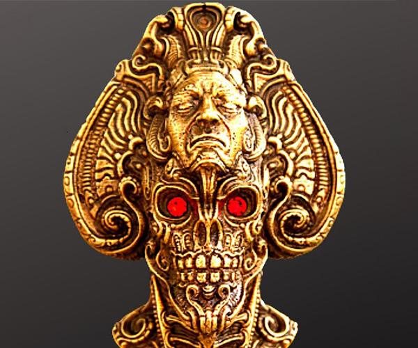 Turning a 3D Print into a Brass Sculpture