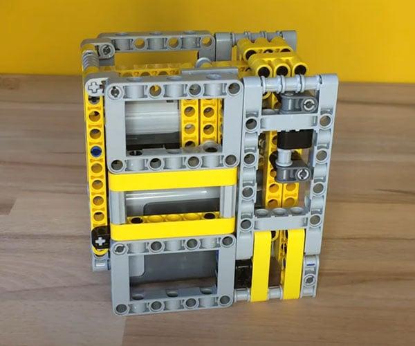 4-Side LEGO Walker