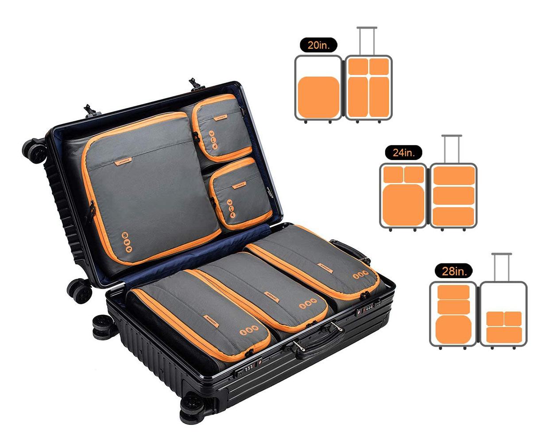 Bagsmart Packing Cubes
