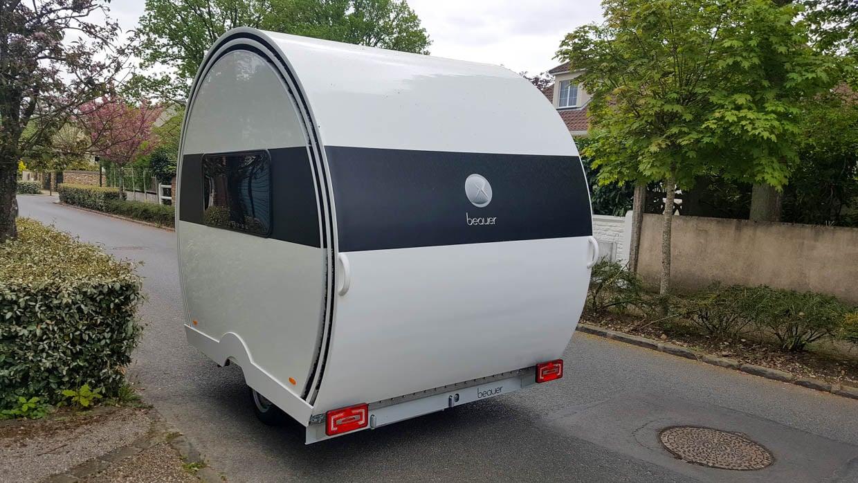 Beauer Expandable Caravans