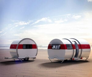 Beauer Expandable Caravans