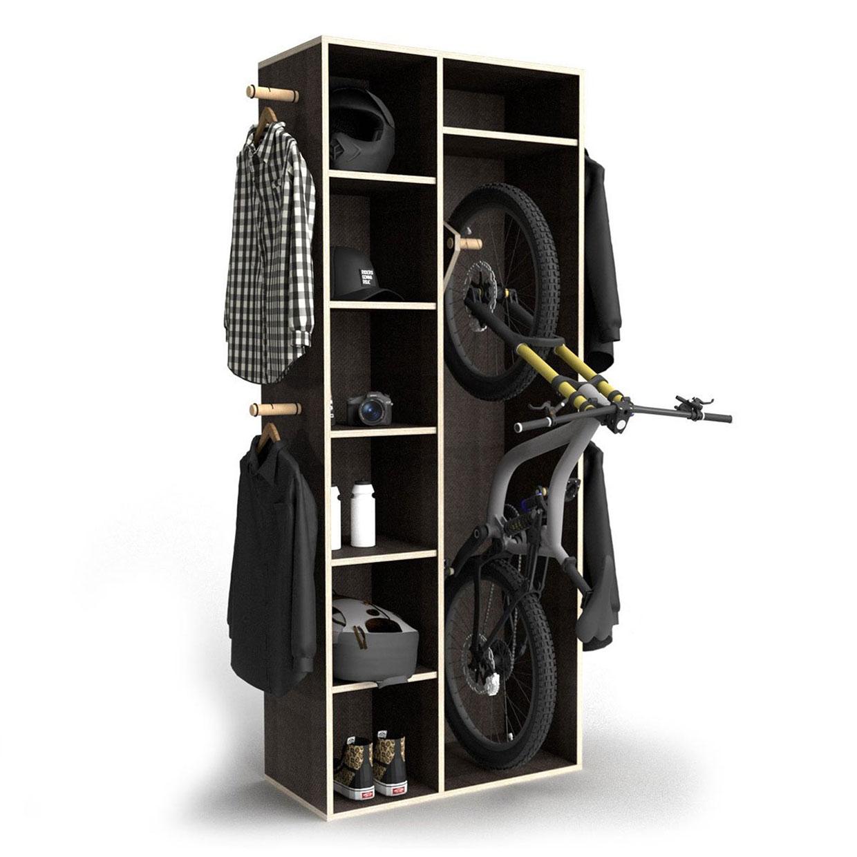 Bike Box Bike Cabinets