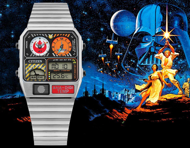 Star Wars Rebel Pilot Watch