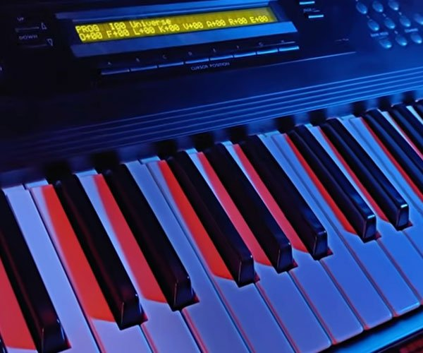 Famous Synth Sounds of the '80s and '90s