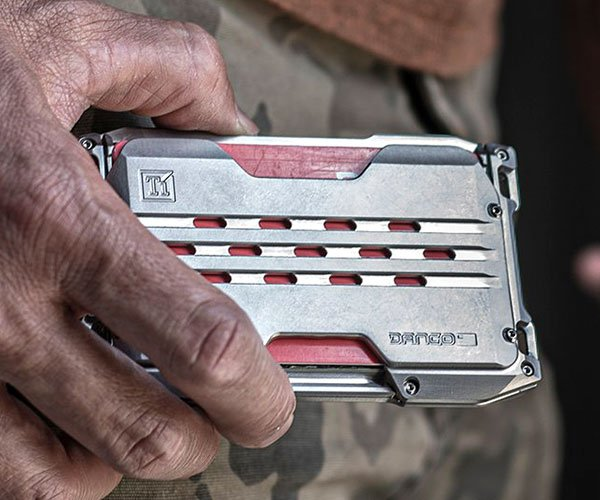 Dango A10 Adapt Titanium Wallets