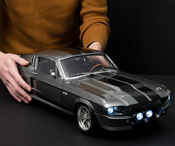 Die-Cast Eleanor Mustang