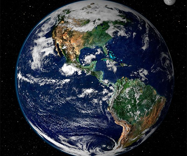 100 Facts About Earth