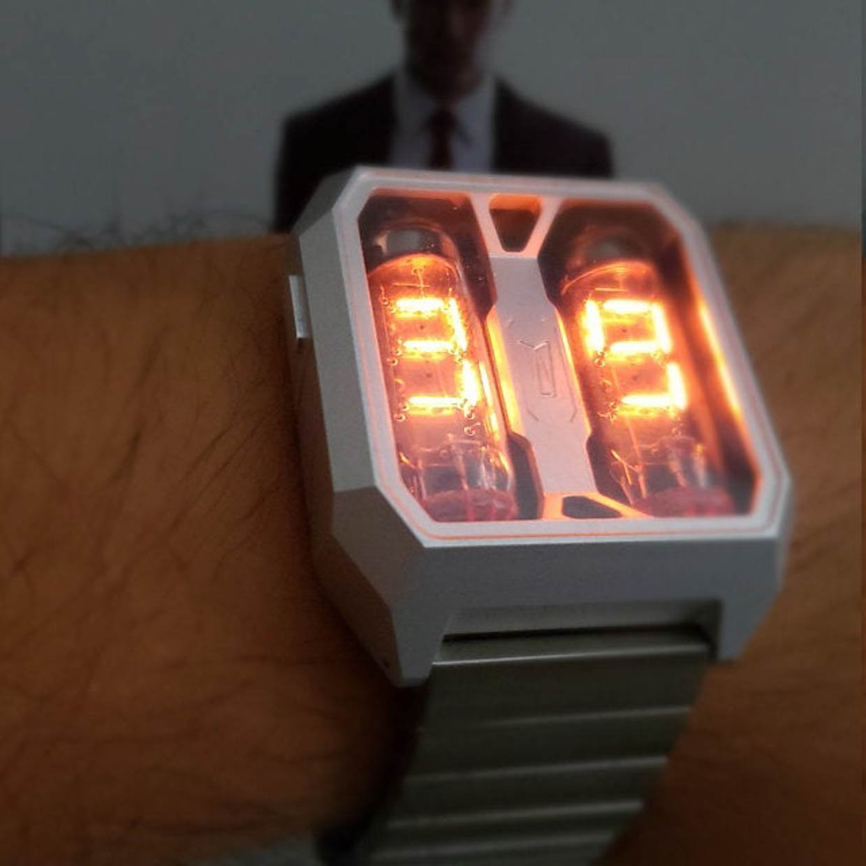 Firebird Nixie Watch