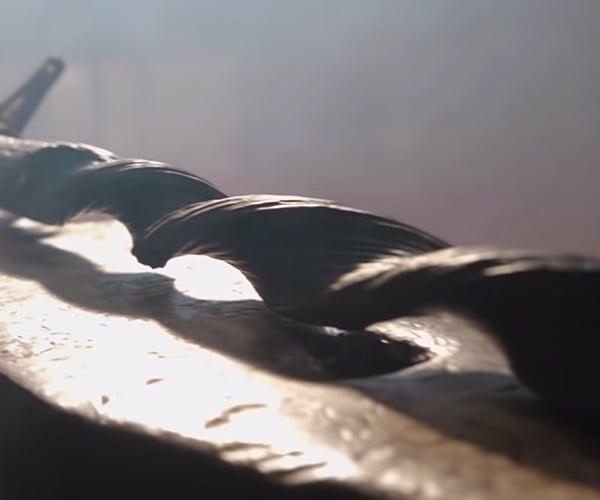 Forging Dark Souls III's Coiled Sword