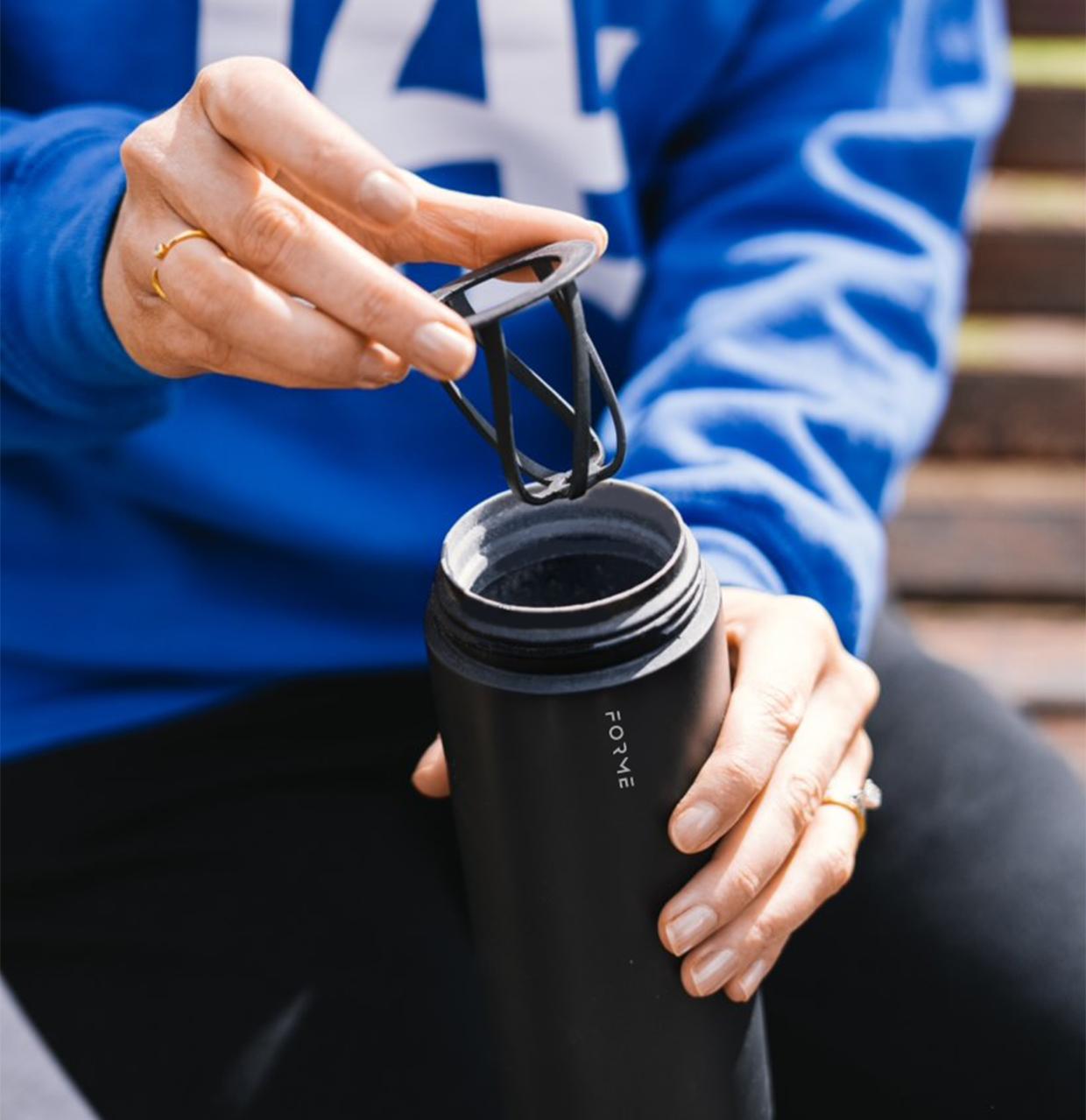 FORME Supplement Shaker Bottle