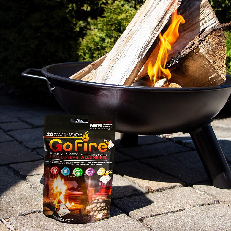 GoFire Fire Starters