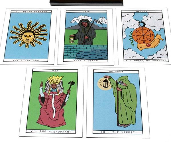 Hip Hop Tarot Cards