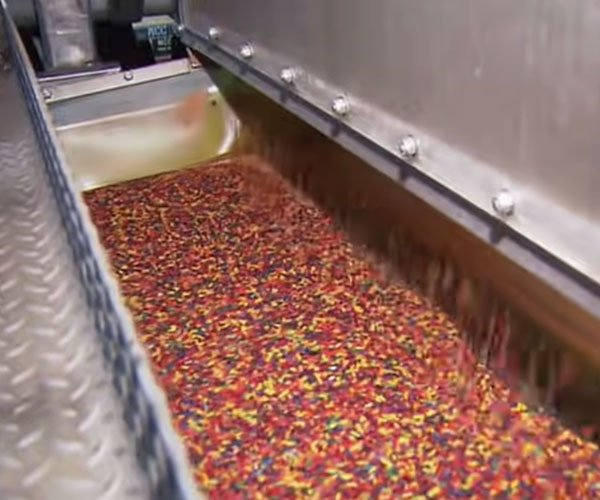 How Fruity Pebbles Are Made