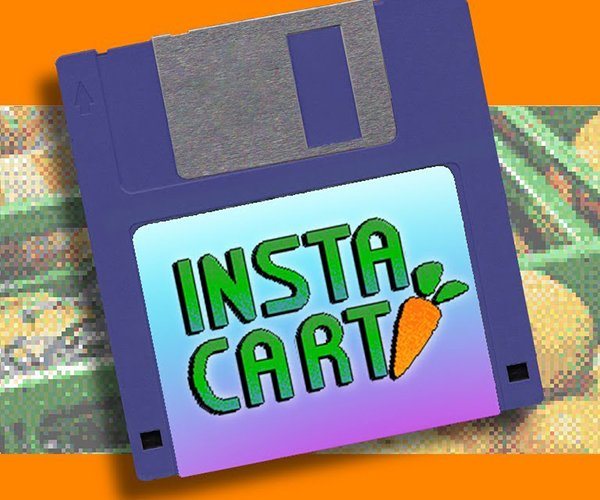 Instacart in the 1990s