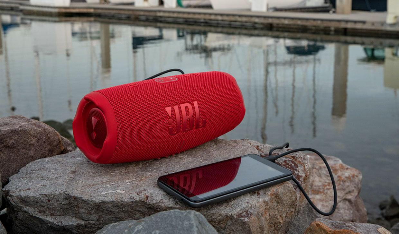 JBL Charge 5 Bluetooth Speaker