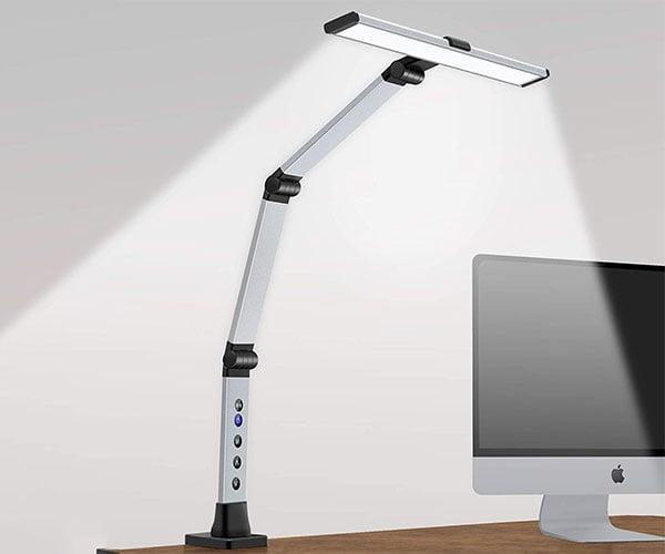 Kouik Swing Arm LED Desk Lamp