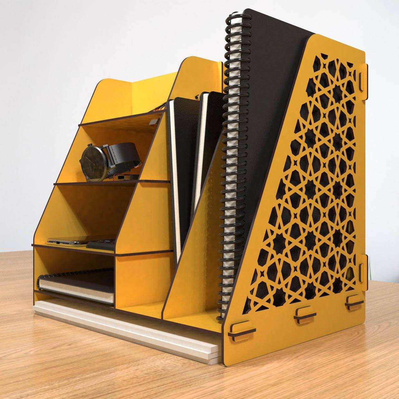 Kuk Design Desktop Organizer
