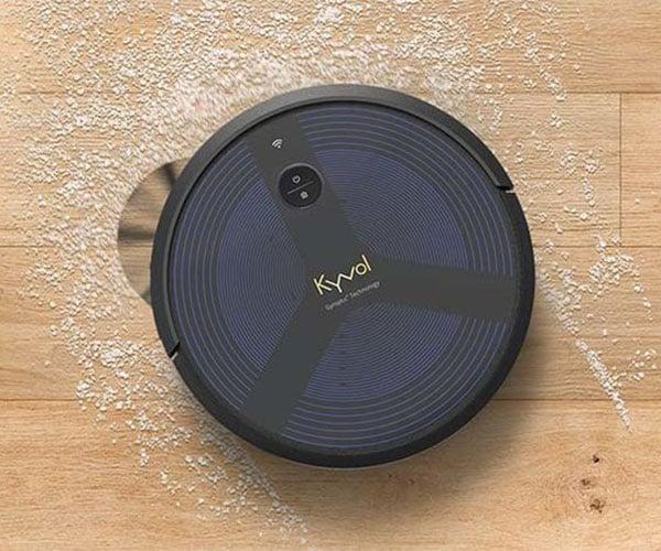 Kyvol Cybovac D6 Robot Vacuum + Mop