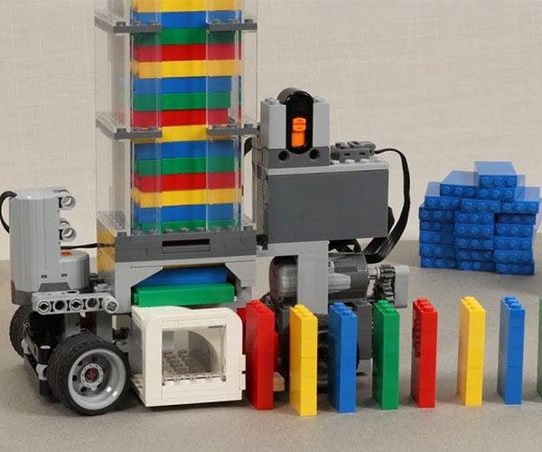 LEGO Domino Machine 2
