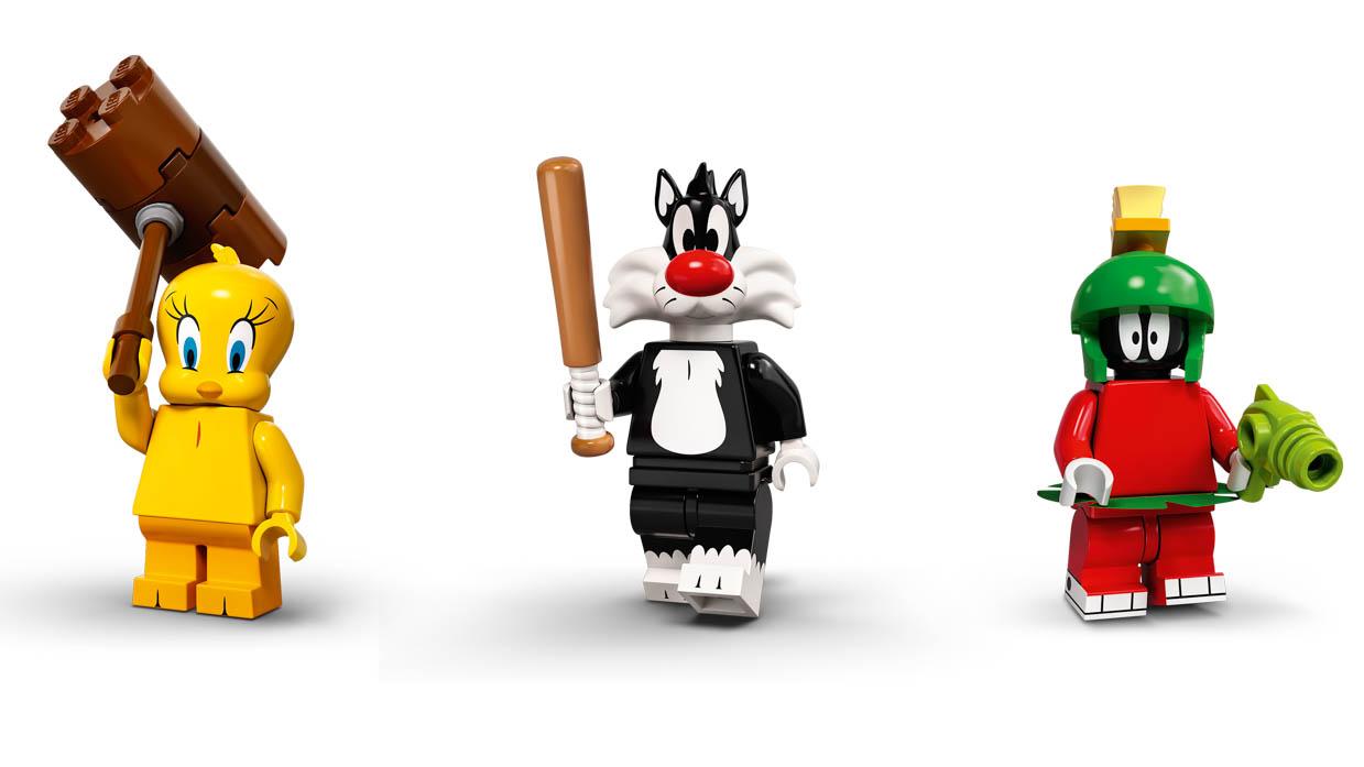 LEGO Looney Tunes Minifigs