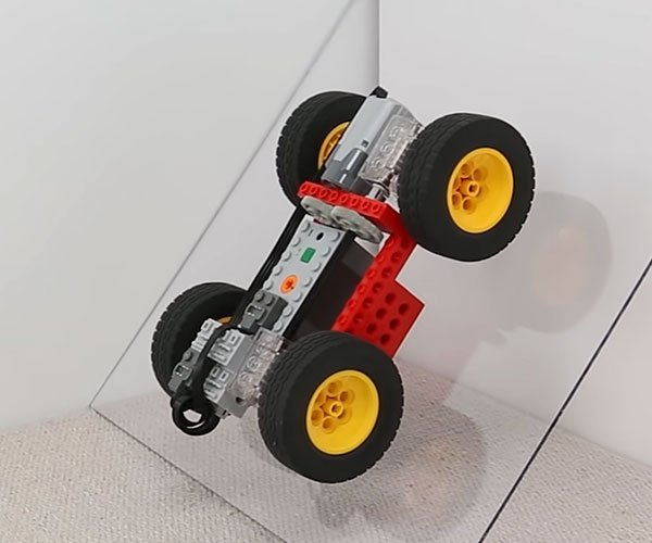 LEGO Slope-climbing Experiments