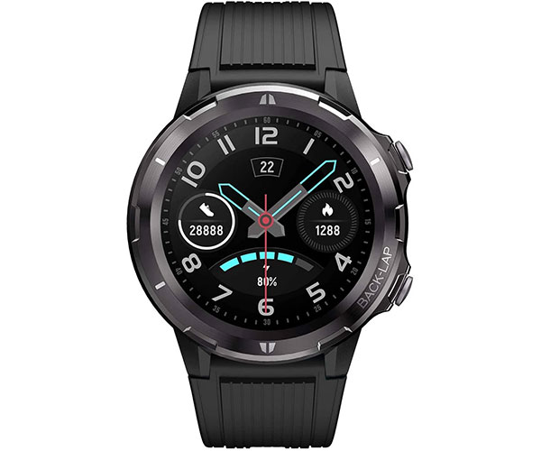 Letscom Fitness Tracker Smartwatch