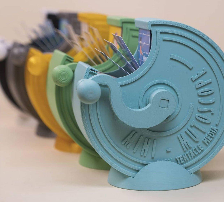 The Mini Mutoscope