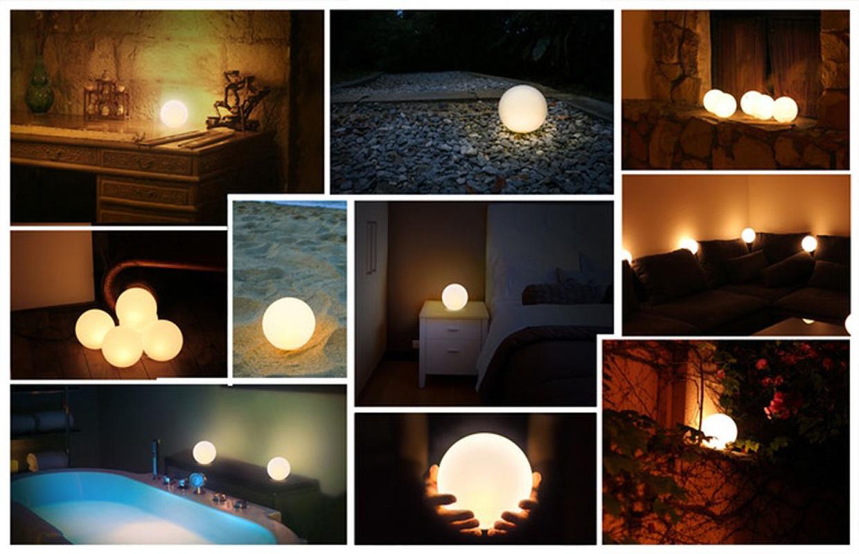 MOGICS Coconut Waterproof Light