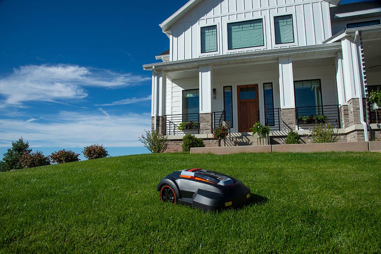 MowRo RM24 Robot Lawn Mower
