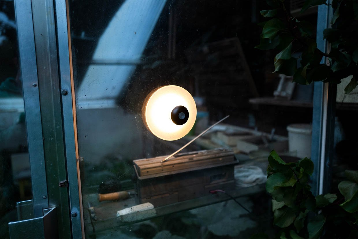 Neozoon Suction Cup Lamp