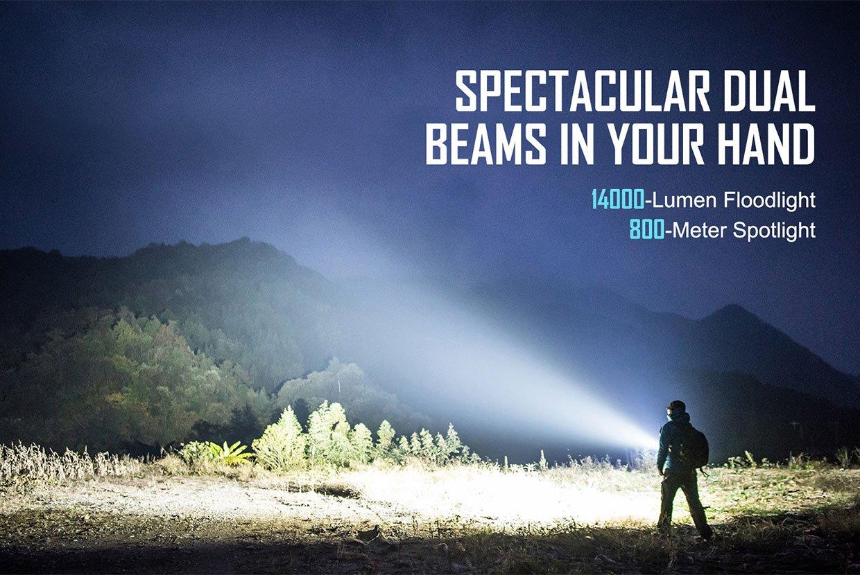Olight Marauder 2 Flashlight